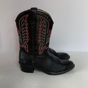 Kids Durango cowboy boots